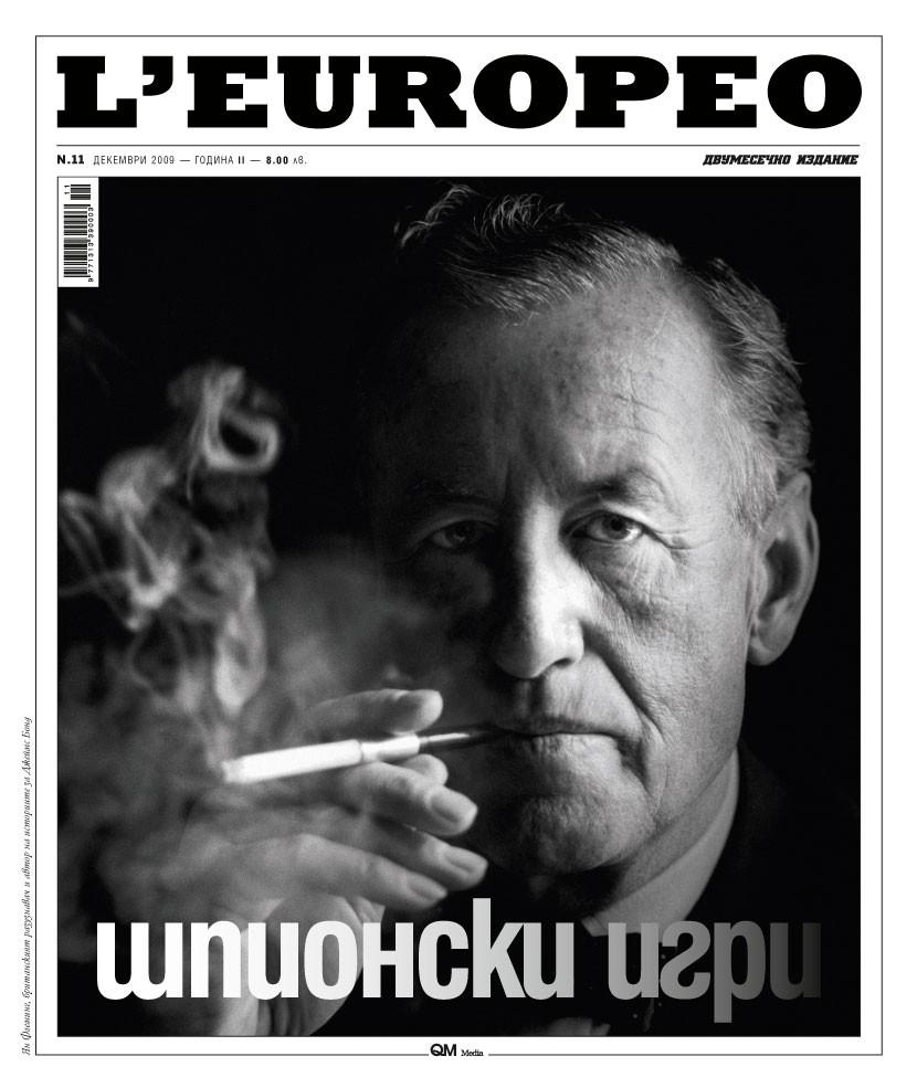 L'Europeo, декември 2009