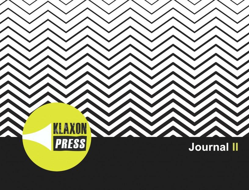 The Klaxon Journal: VOL 2 03/2015